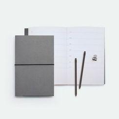 LIFE STORY - Banded Pocket Diary (S)