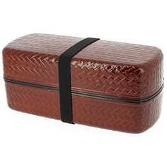 Hakoya - Hakoya Ajiro Mens Lunch Box Shunkei