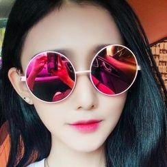 UnaHome Glasses - 镭射墨镜
