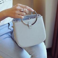 Petal Princess - 圈环装饰手提包