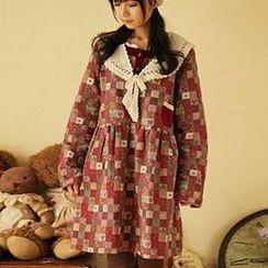 Moriville - 鉤織裝飾衣領