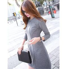 Romantica - Long-Sleeve Dress