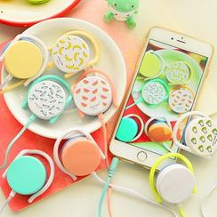 Showroom - Printed Earphone