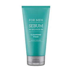 Missha - For Men Sebum Breaker Cleansing Foam 150ml