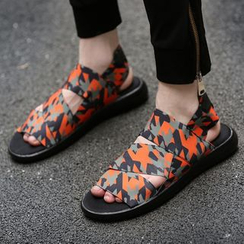 MARTUCCI - Patterned Sandals