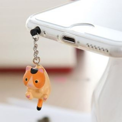 Casei Colour - Cat Earphone Plug