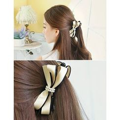 soo n soo - Bow Hair Clamp