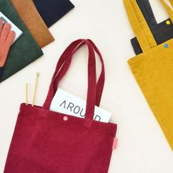 BABOSARANG - Corduroy Lightweight Shopper Bag