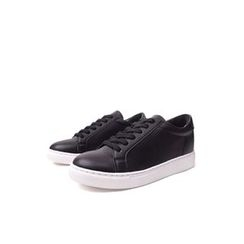 Ohkkage - Faux-Leather Sneakers