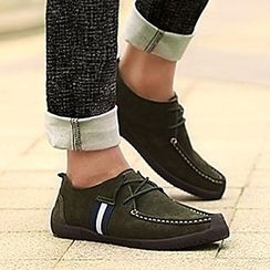 NOVO - Faux Suede Casual Shoes