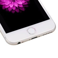 Kindtoy - iPhone 6S Home Button Sticker with Fingerprint Identification