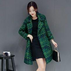 Romantica - Plaid Coat