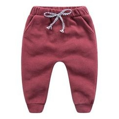 DEARIE - Kids Drawstring Sweatpants