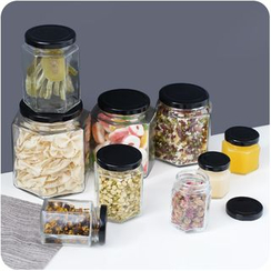 Good Living - Glass Food Container