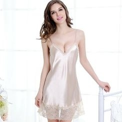 Sophine - Satin Night Dress