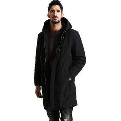 Simwood - Hooded Down Coat