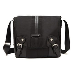 AUGUR - Flap Shoulder Bag