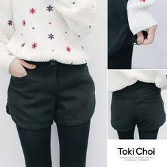 Tokyo Fashion - Woolen Shorts