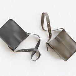 NIPONJJUYA - Square Shoulder Bag