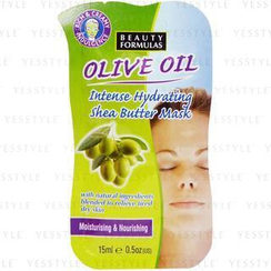 Beauty Formulas - 橄榄油乳木果面膜