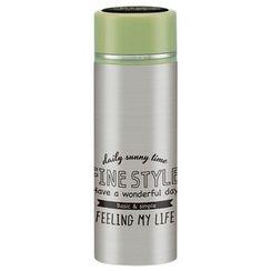 Skater - Fine Style Compact Stainless Mug Bottle (Green)