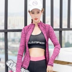 AT NINE - Sports Zip Jacket