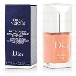 Christian Dior - Dior Vernis Couture Colour Gel Shine and Long Wear Nail Lacquer (#244 Majesty)