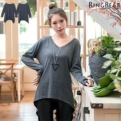 RingBear - Long Sleeve Plain Tee
