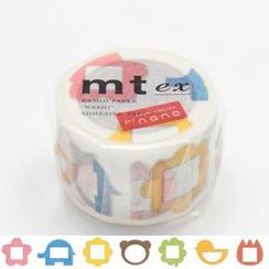 mt - mt Masking Tape : mt ex for tape cutter nano Name Tag