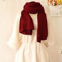 沐乃衣 - 針織圍巾