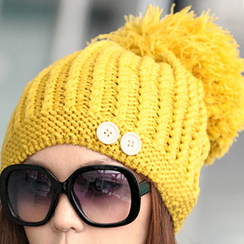 59 Seconds - Pompom Beanie