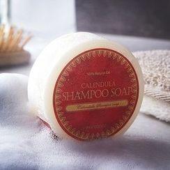 SWANICOCO - Premium Calendula Shampoo Soap