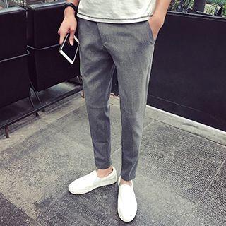 Streetstar - 九分錐形褲