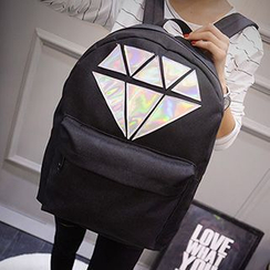 Youme - Applique Backpack