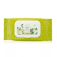 The Saem - Healing Tea Garden Green Tea Cleansing Tissue 60pcs