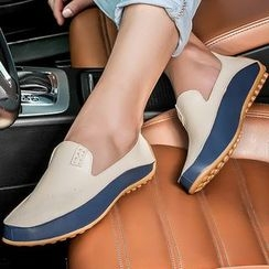Auxen - Two Tone Loafers