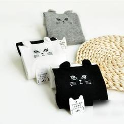 櫻桃兔兔 - 貓咪襪子