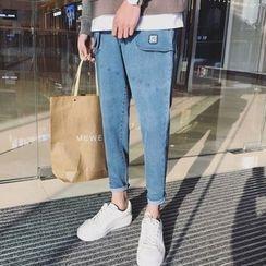 子俊 - 锥形牛仔裤