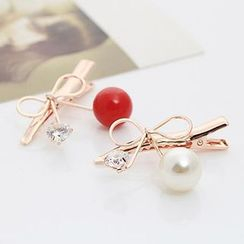 Aurabe - Cherry Hair Pin