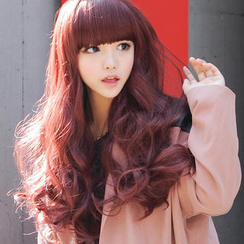 GABALMANIA - Long Full Wig - Wavy