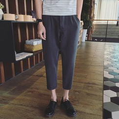 CooLook - Cropped Harem Pants