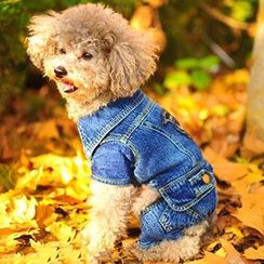 Pet Sweetie - Pet Denim Costume