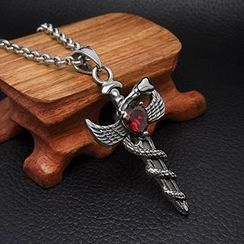 Andante - Sword Pendant Necklace