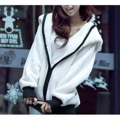 Dream Girl - Panda Fleece Jacket