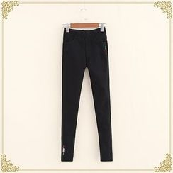 Fairyland - Fleece-lined Skinny Pants