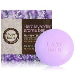HAPPY BATH - Herb Lavender Aroma Bar