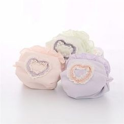 Cottoncraft - Heart Cosmetic Bag