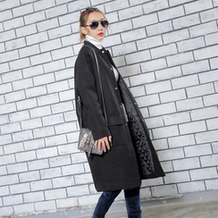 Sonne - Wool Long Coat
