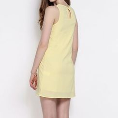 Obel - Sleeveless A-Line Dress