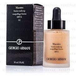 Giorgio Armani 乔治亚曼尼 - Maestro Fusion Make Up Foundation SPF 15 (#4.5)